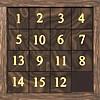 Puzzle igrica sa 15 delova