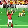 Slobodni udarac izazov u fudbalu
