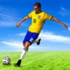 Trčeći fudbal igrica